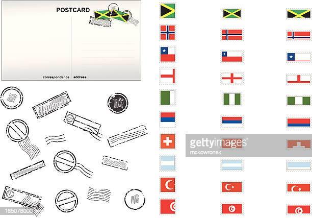 Serie sellos nacional