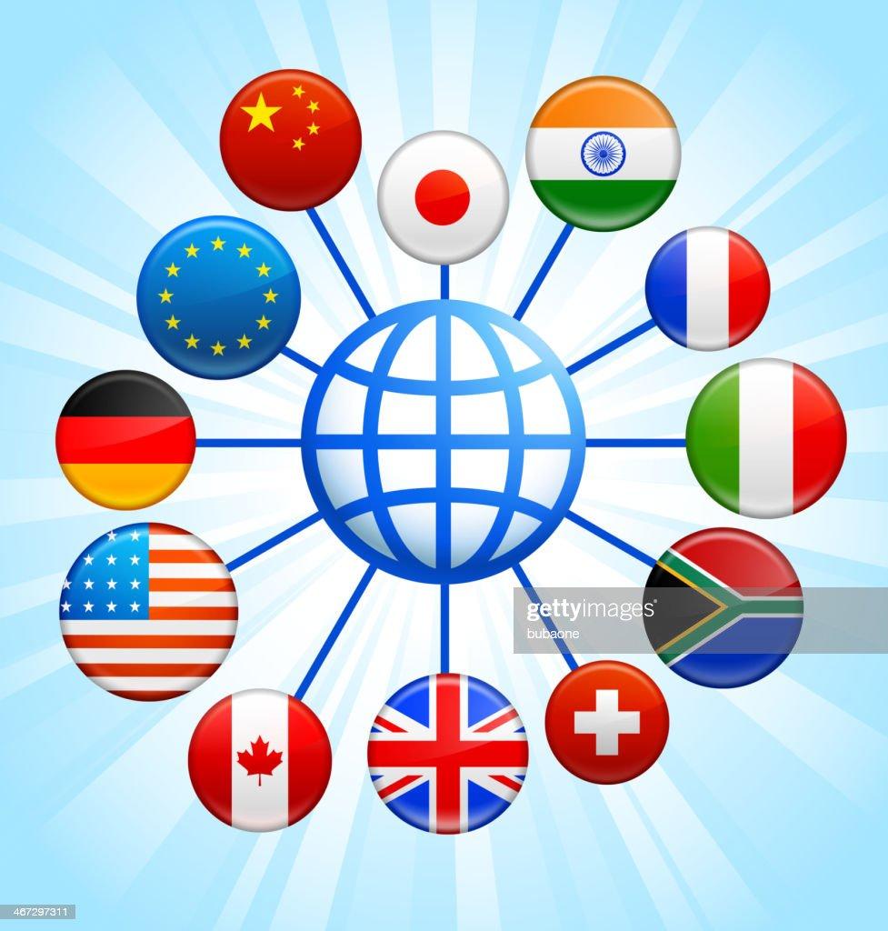 Nationwide Web Globe