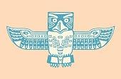 Native American Bird Figure
