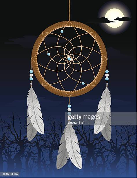 Native American Dream Catcher