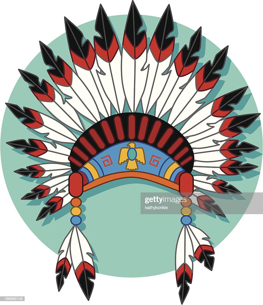 Native American Headdress Clipart | Gallery Yopriceville - High-Quality  Images and Transparent PNG Free Clipart