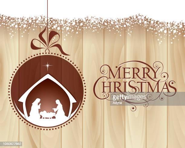 nativity background - home decor stock illustrations, clip art, cartoons, & icons
