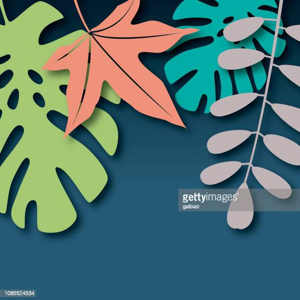 nature background 14 - natural pattern stock illustrations