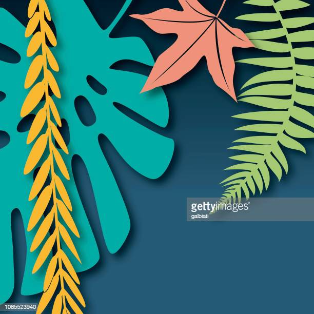 nature background 15 - natural pattern stock illustrations