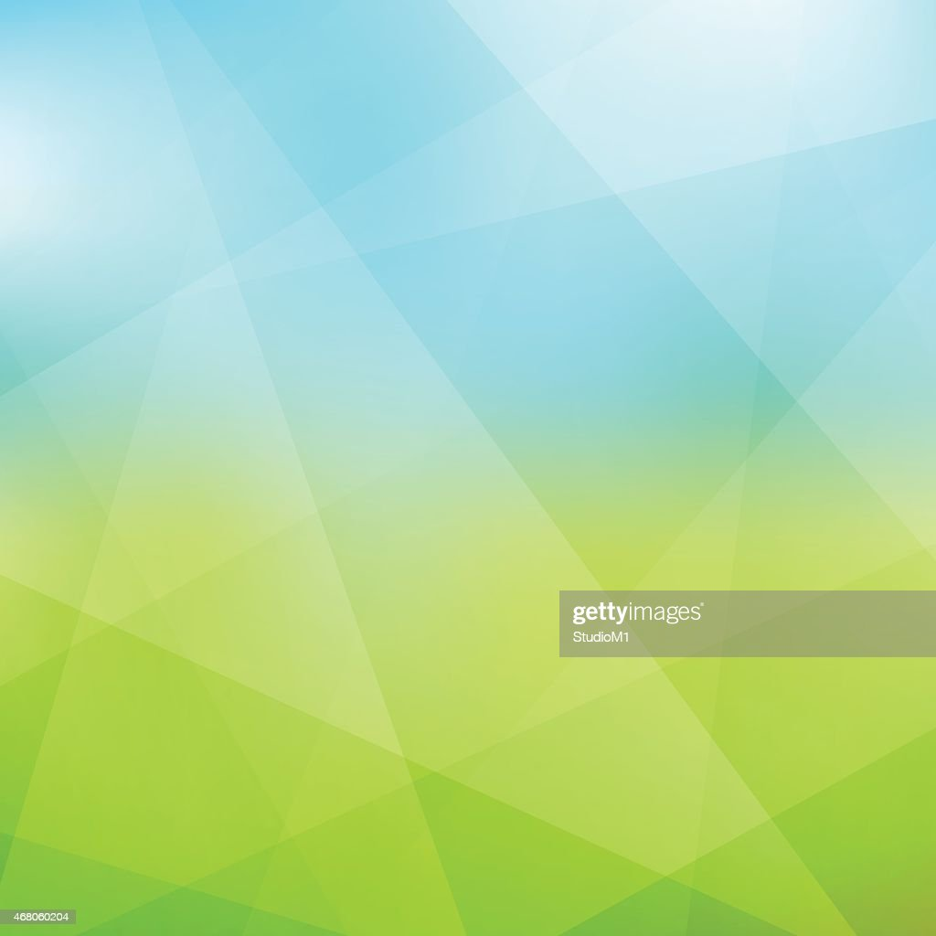 Nature background. Modern pattern. Abstract vector illustration.