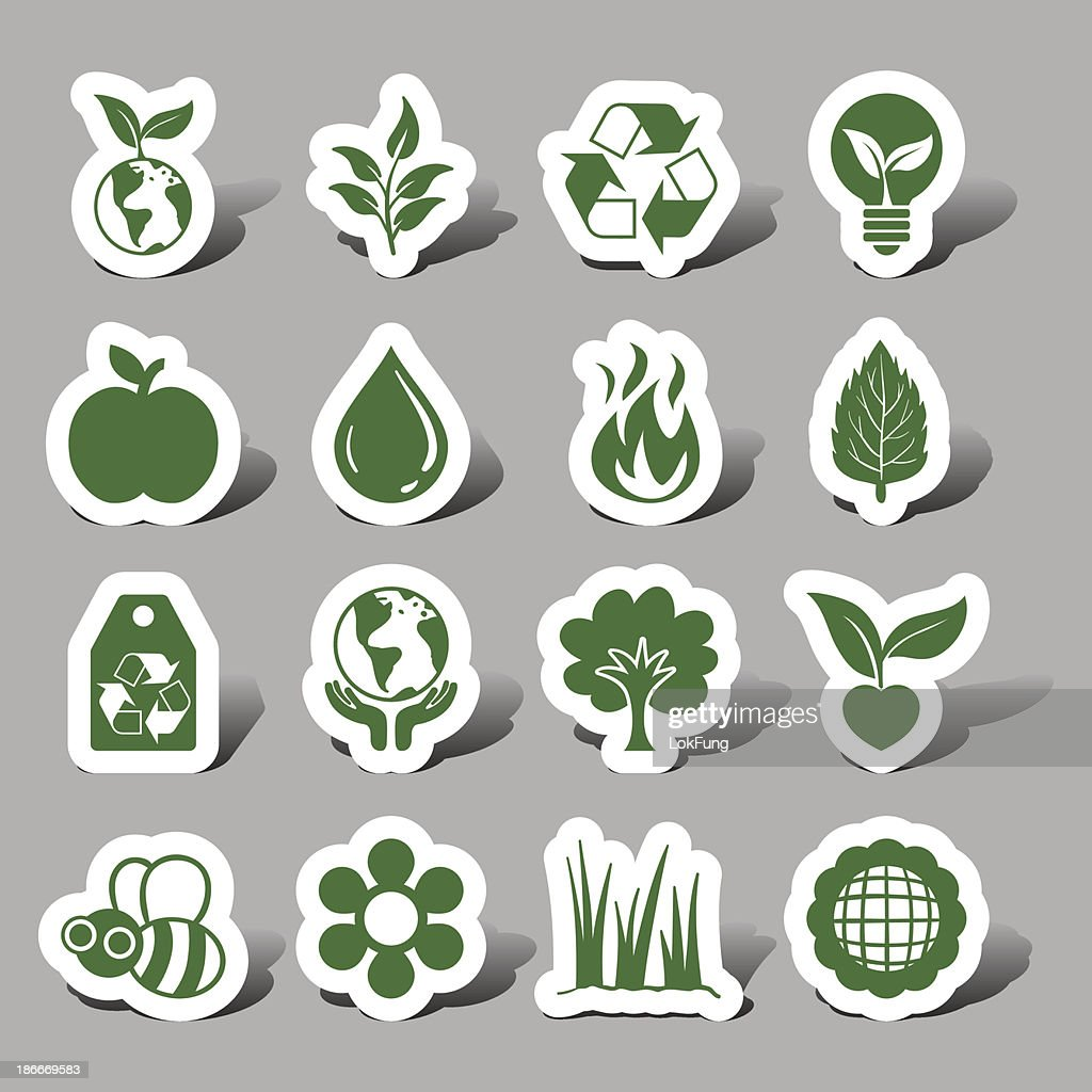 Nature interface icon