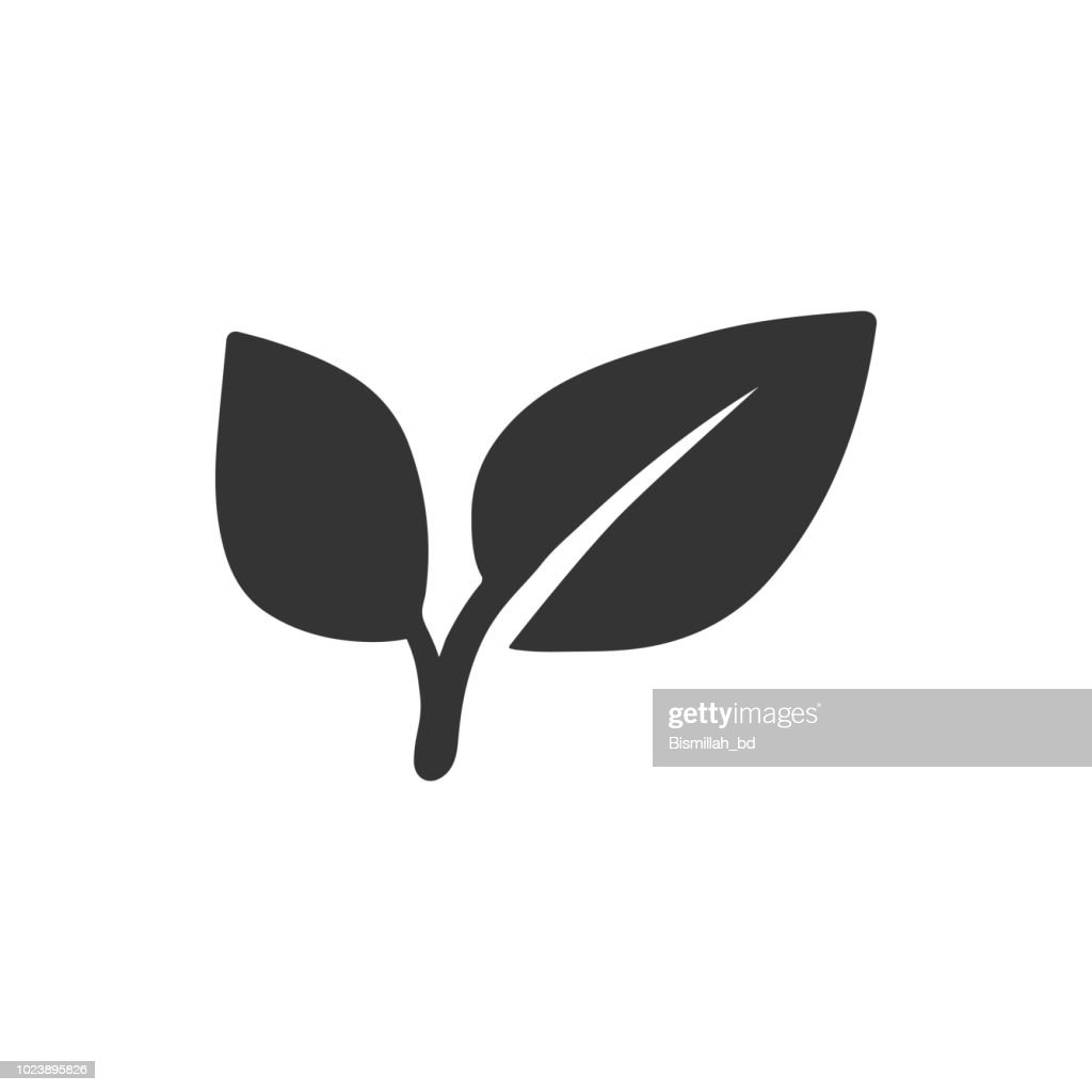 Nature leaf icon