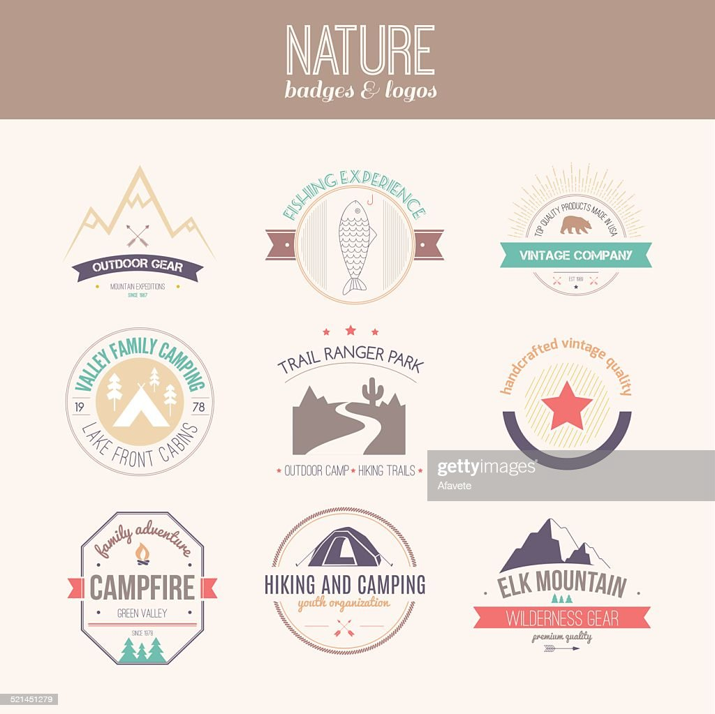 Nature Logo Collection