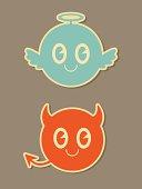 Naughty and Nice Icons