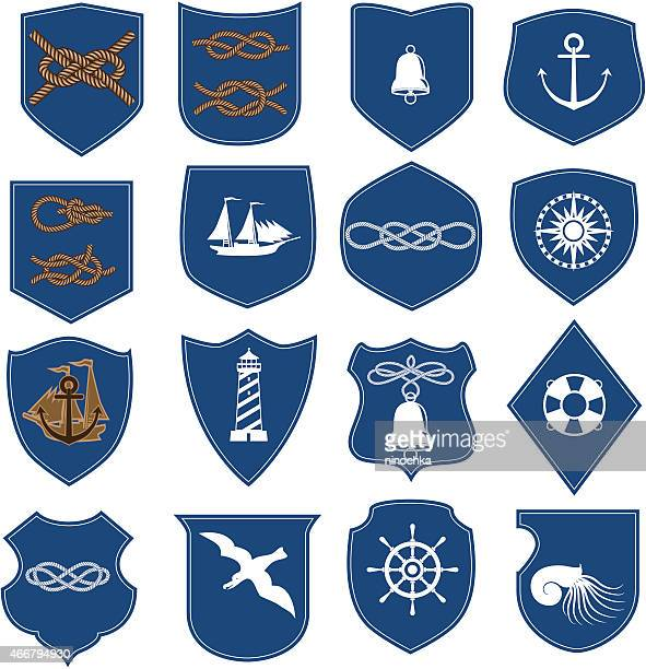 Nautica badges