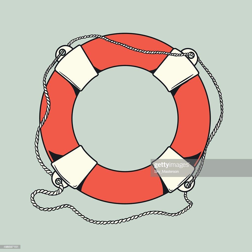 Nautical Life Buoy