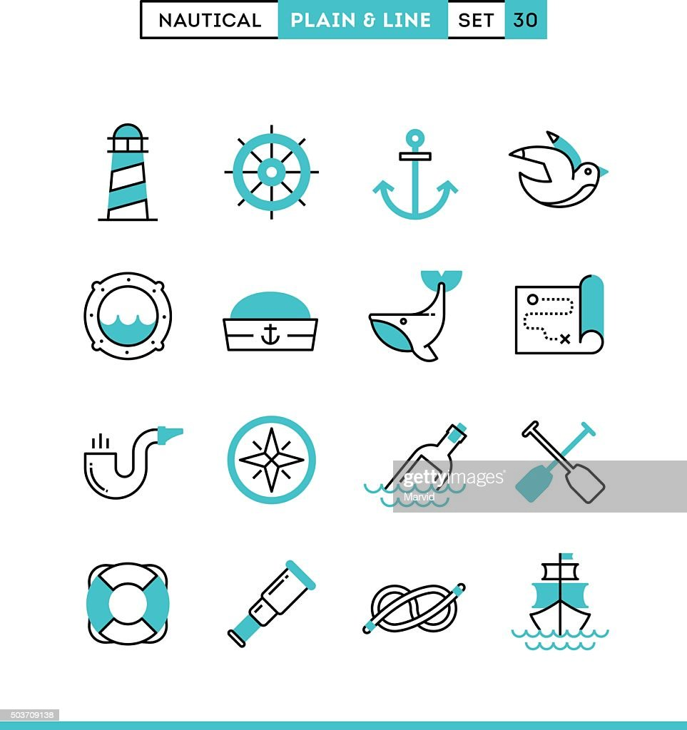 Nautical, sailing, sea animals, marine and more.