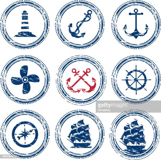 Nautical Vessel Symbols