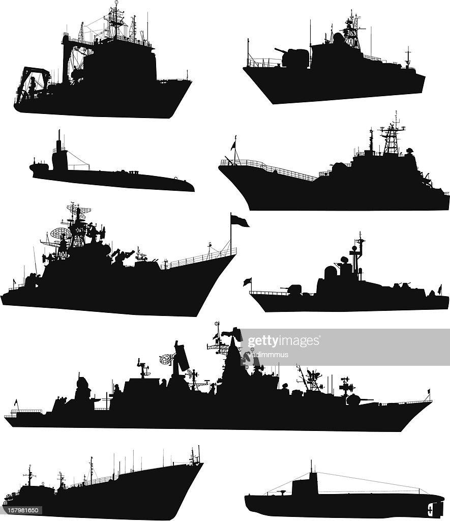Naval set