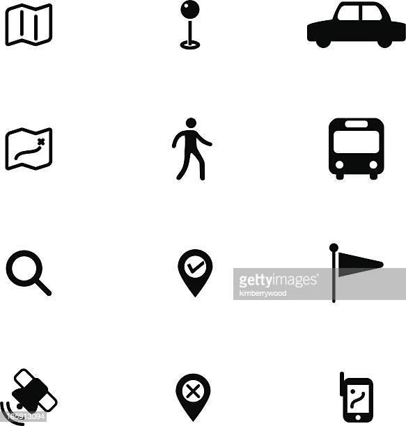 Navigator Icon Set