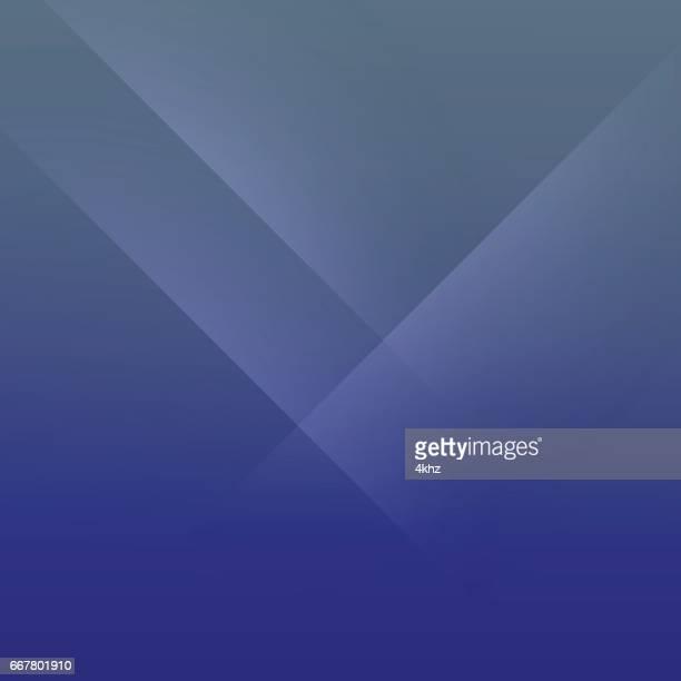 Navy Blue Minimal Fold Line Background