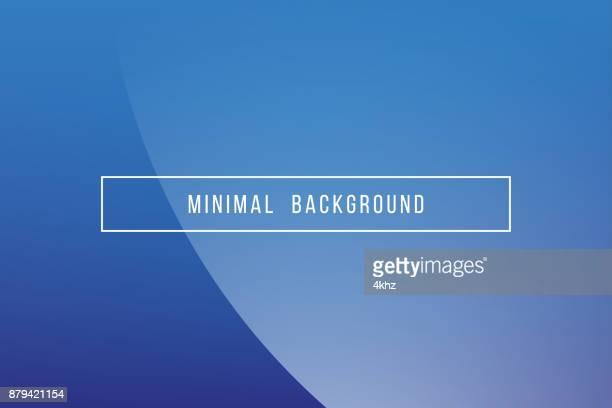 Marineblauwe eenvoudige minimale moderne elegante Abstract Vector achtergrond