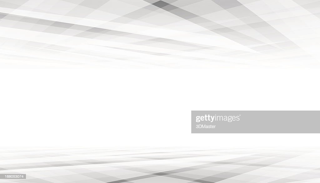 A nearly all white background, crossed with grey stripes
