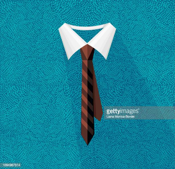 necktie - fathers day stock illustrations