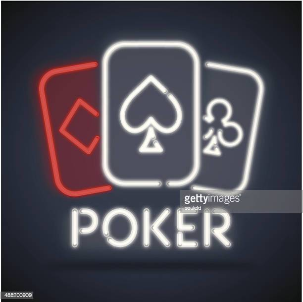 Neon Poker