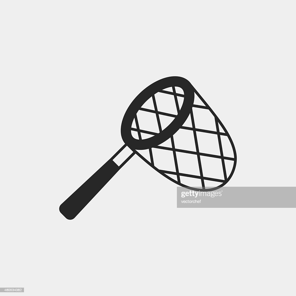 net icon : Vector Art