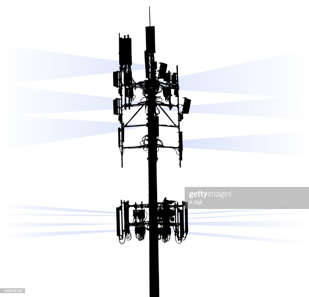 Net Neutrality Threat : stock illustration