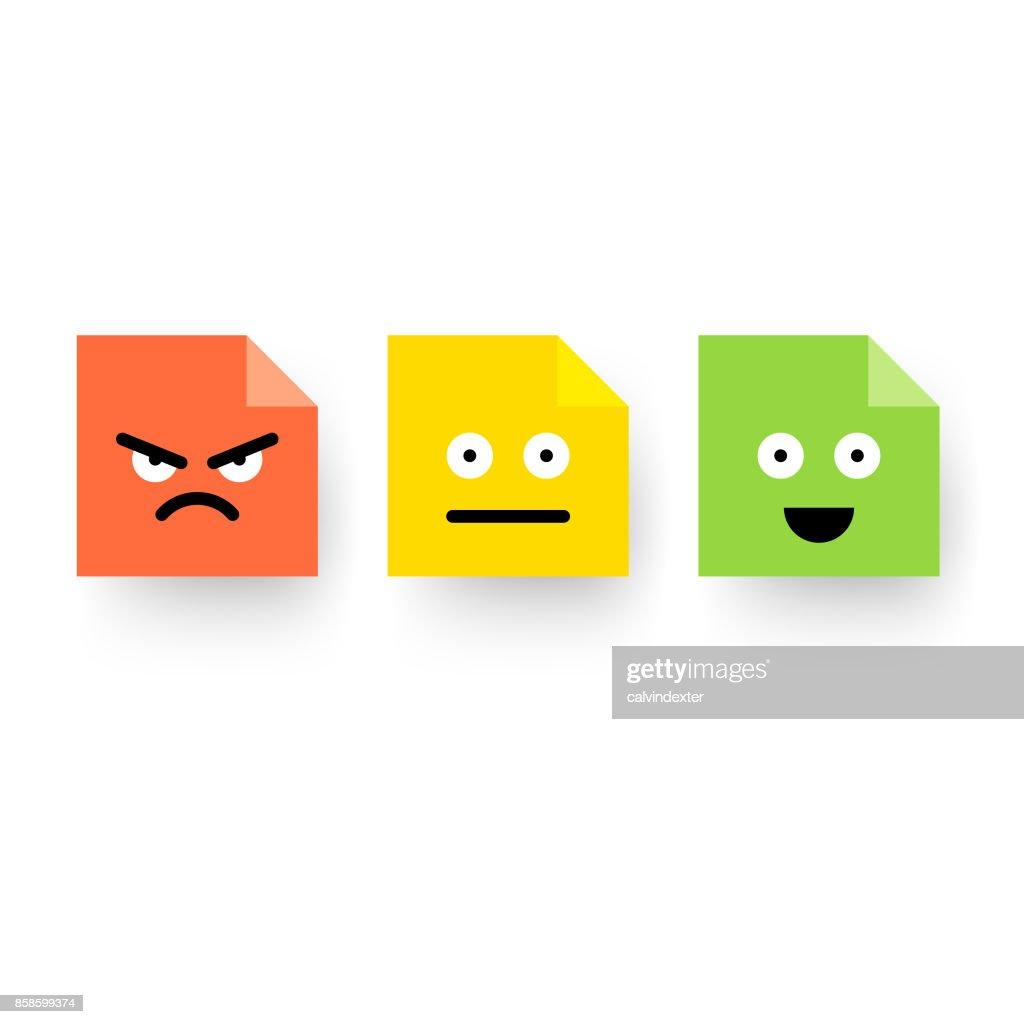 NET Promoter Score Symbole : Stock-Illustration