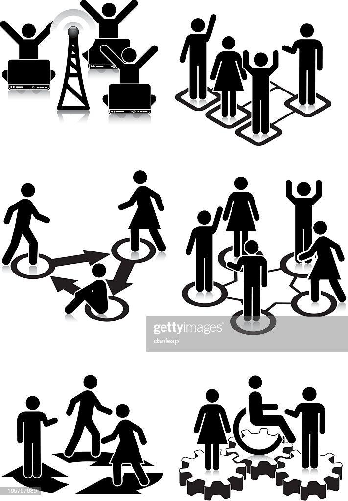 Network Icon Concepts