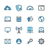 Network Icons - Conc Series