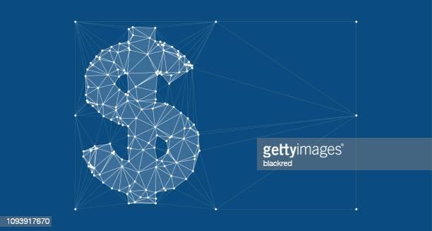 ilustraciones, imágenes clip art, dibujos animados e iconos de stock de red de dinero - símbolo monetario