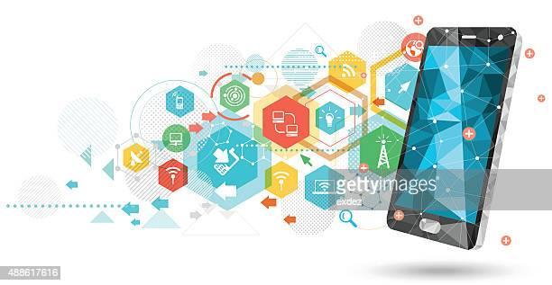 Network smartphone