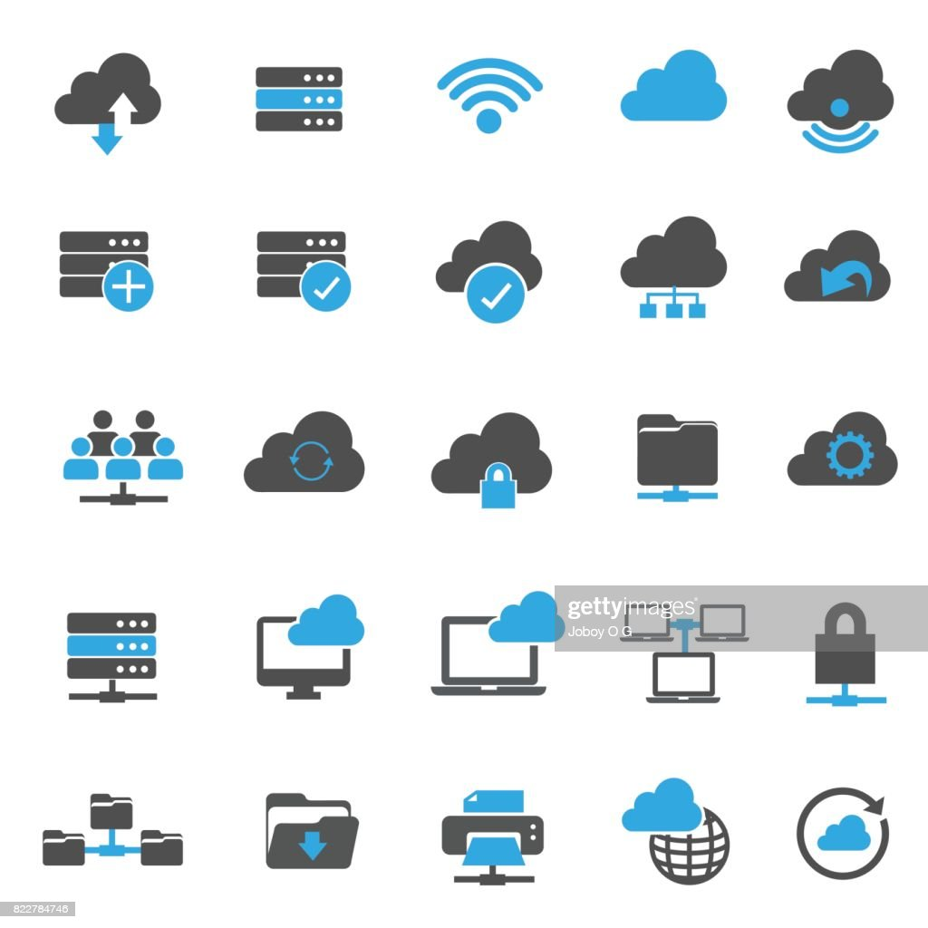 Network Technology icons