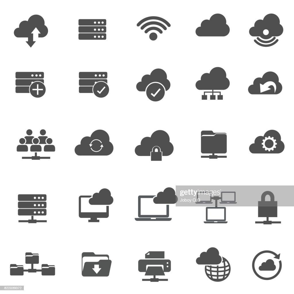 Network Technology : Stock Illustration