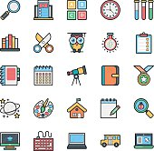 Networking, Web, User Interface and Internet Vector Icons 7