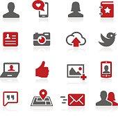 Networks Social Relationships // Redico Series