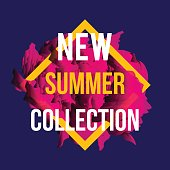 New arrivals and summer collection