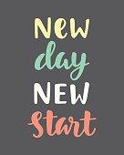 New Day New Start