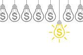 New Finance Idea Concept