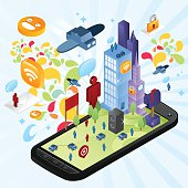 New generation smartphone