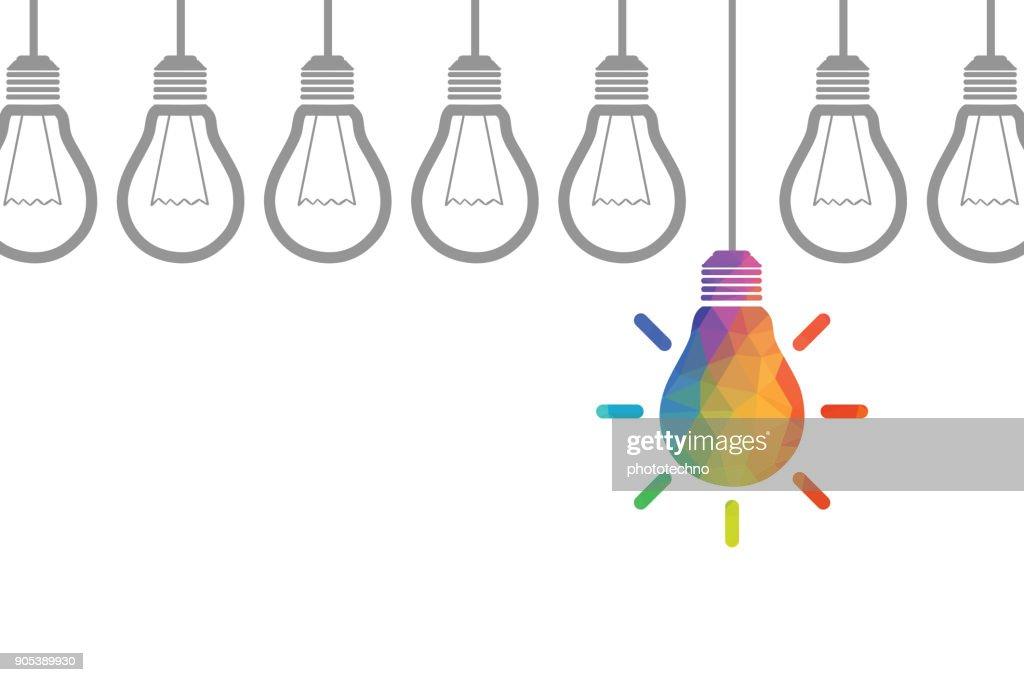 Neue Idee-Konzepte : Stock-Illustration