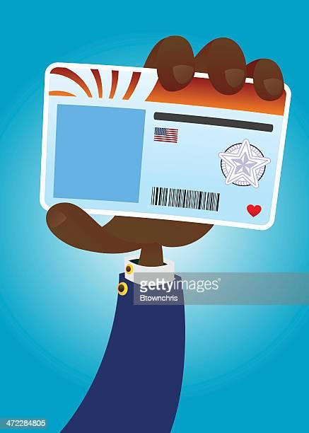 illustrations, cliparts, dessins animés et icônes de nouvelle licence - permis de conduire