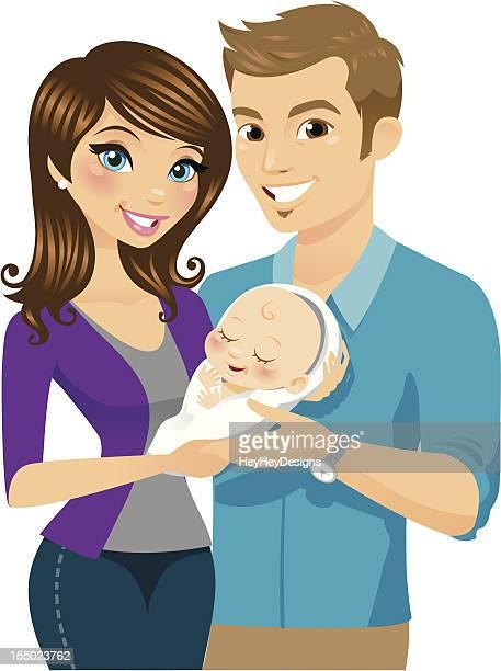 Neue Eltern