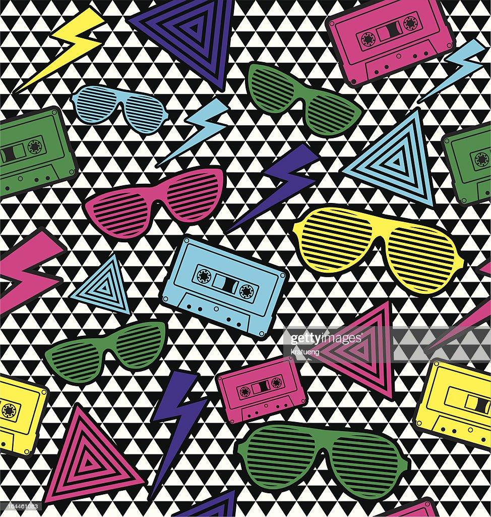 New Rave Pattern.