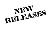 New Releases rubber stamp