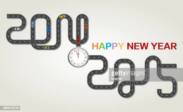 Neue Jahr 2015