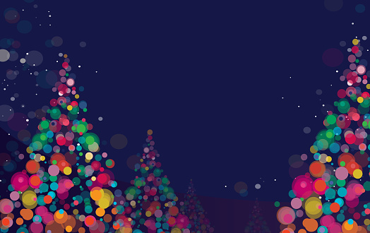 New Year And Christmas Background - gettyimageskorea