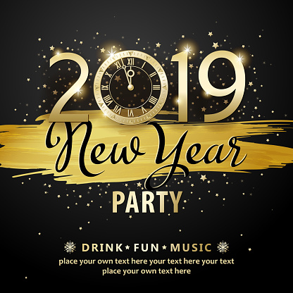 New Year Countdown Party 2019 - gettyimageskorea