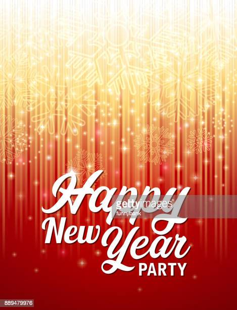 new year party symbol