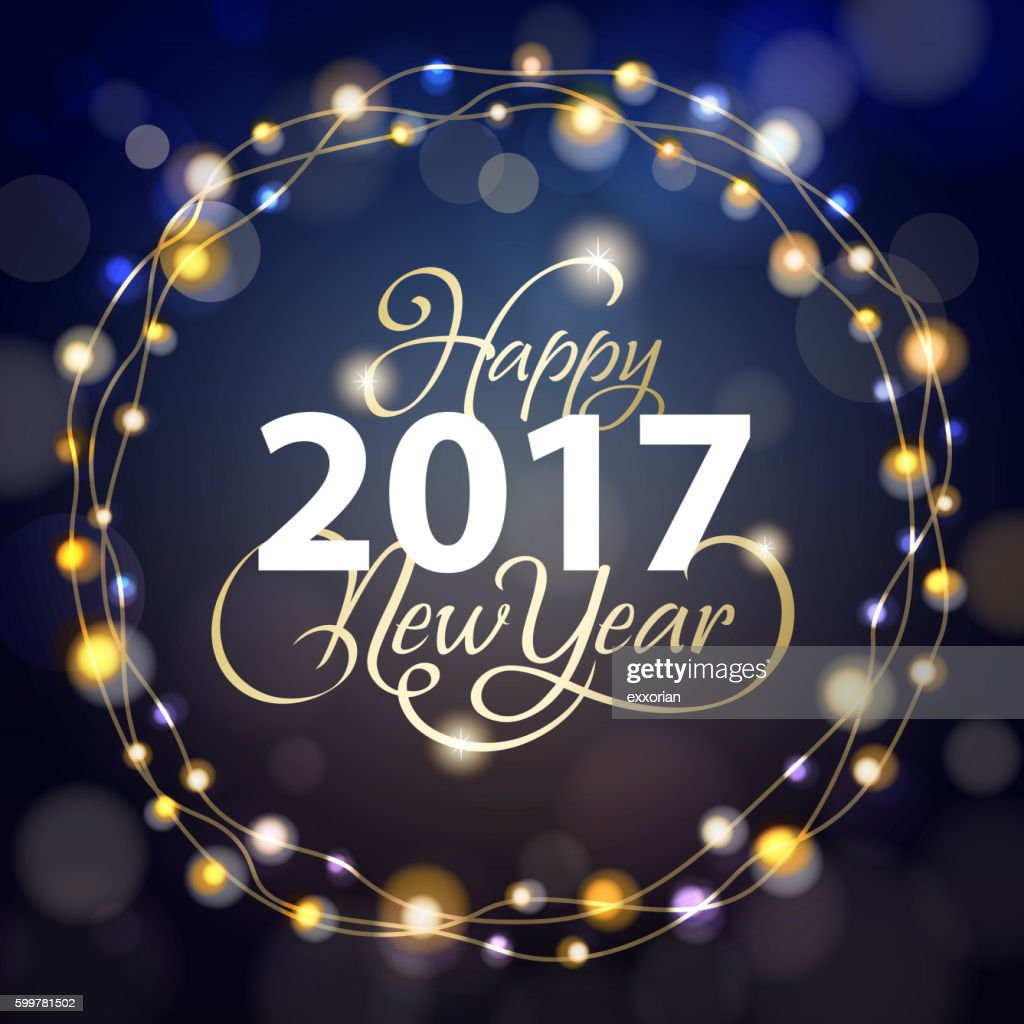 New Year Sparkling 2017