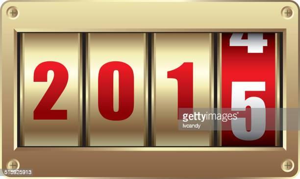 New year symbol (2015)
